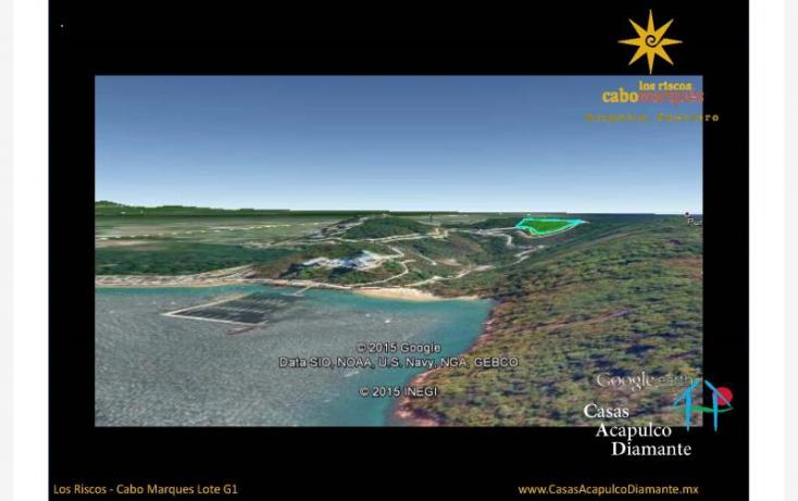 Foto de terreno habitacional en venta en paseo de los manglares, 3 de abril, acapulco de juárez, guerrero, 629459 no 06