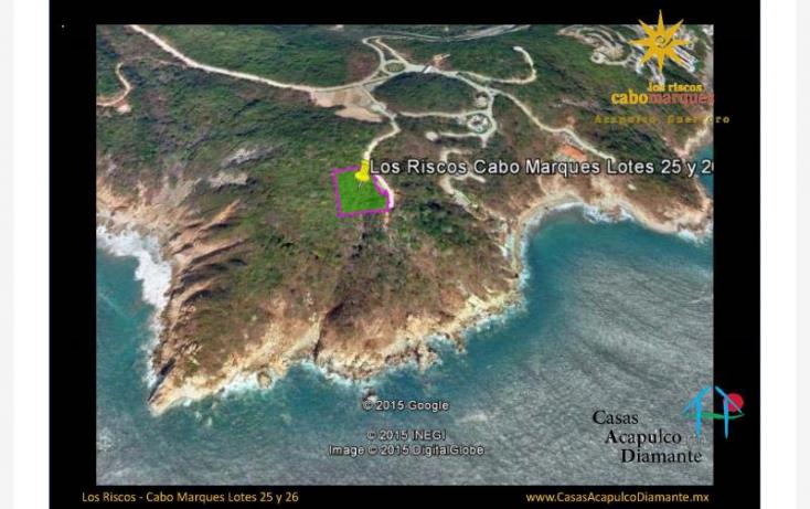 Foto de terreno habitacional en venta en paseo de los manglares, 3 de abril, acapulco de juárez, guerrero, 629523 no 01