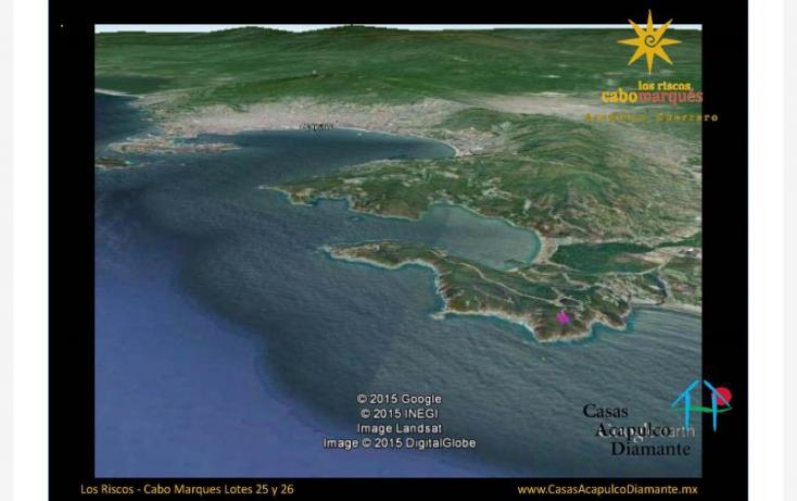 Foto de terreno habitacional en venta en paseo de los manglares, 3 de abril, acapulco de juárez, guerrero, 629523 no 03