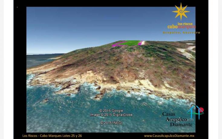 Foto de terreno habitacional en venta en paseo de los manglares, 3 de abril, acapulco de juárez, guerrero, 629523 no 04