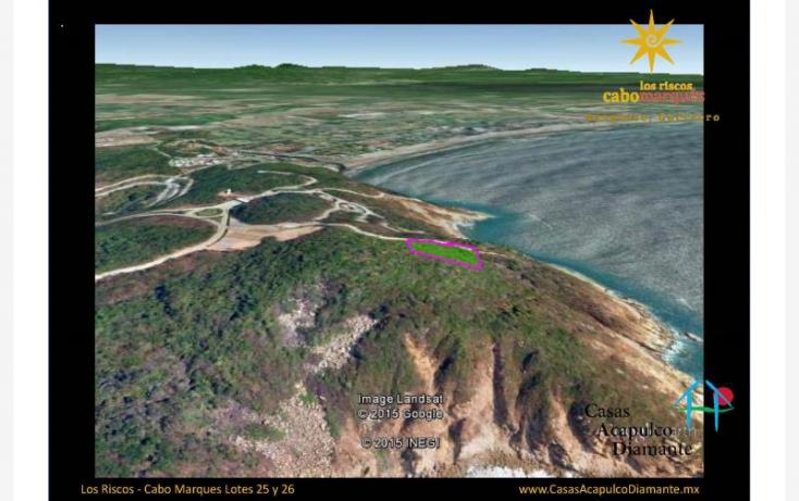 Foto de terreno habitacional en venta en paseo de los manglares, 3 de abril, acapulco de juárez, guerrero, 629523 no 05