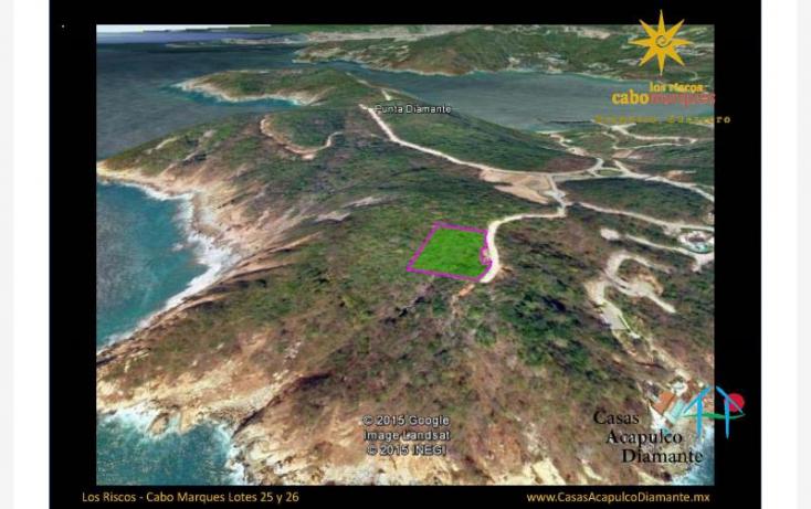 Foto de terreno habitacional en venta en paseo de los manglares, 3 de abril, acapulco de juárez, guerrero, 629523 no 07