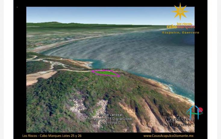 Foto de terreno habitacional en venta en paseo de los manglares, 3 de abril, acapulco de juárez, guerrero, 629523 no 08