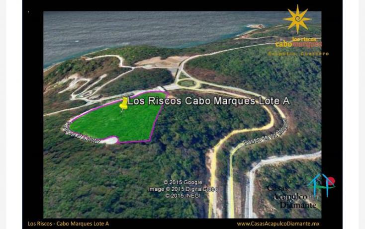Foto de terreno habitacional en venta en paseo de los manglares, 3 de abril, acapulco de juárez, guerrero, 629525 no 01