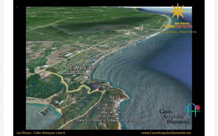 Foto de terreno habitacional en venta en paseo de los manglares, 3 de abril, acapulco de juárez, guerrero, 629525 no 05