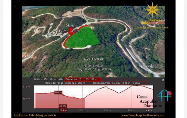 Foto de terreno habitacional en venta en paseo de los manglares, 3 de abril, acapulco de juárez, guerrero, 629525 no 10