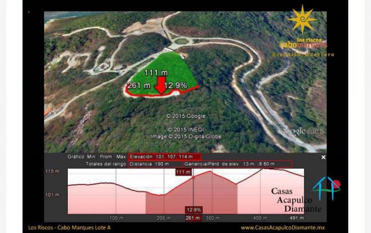 Foto de terreno habitacional en venta en paseo de los manglares, 3 de abril, acapulco de juárez, guerrero, 629525 no 11