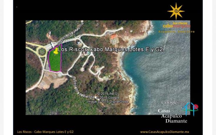 Foto de terreno habitacional en venta en paseo de los manglares, 3 de abril, acapulco de juárez, guerrero, 629526 no 01