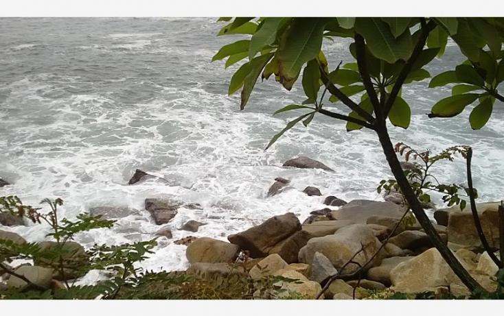 Foto de terreno habitacional en venta en paseo de los manglares, 3 de abril, acapulco de juárez, guerrero, 629526 no 10