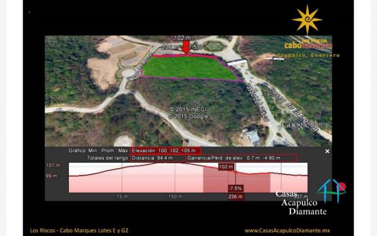 Foto de terreno habitacional en venta en paseo de los manglares, 3 de abril, acapulco de juárez, guerrero, 629526 no 42