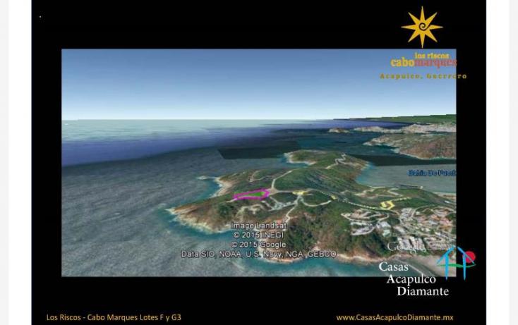 Foto de terreno habitacional en venta en paseo de los manglares, 3 de abril, acapulco de juárez, guerrero, 629527 no 01