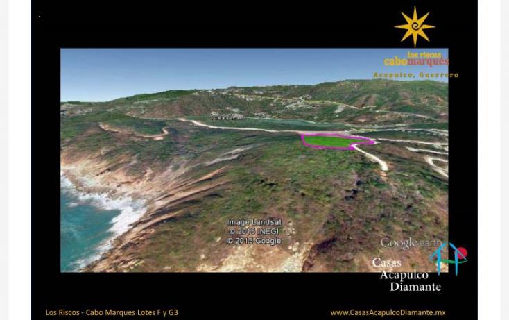 Foto de terreno habitacional en venta en paseo de los manglares, 3 de abril, acapulco de juárez, guerrero, 629527 no 03
