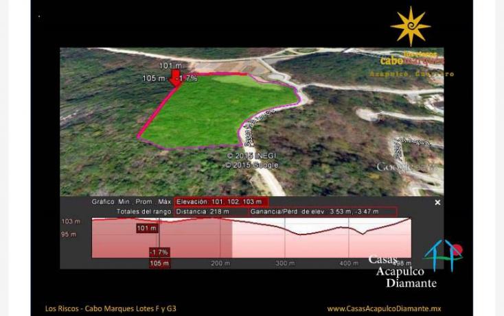 Foto de terreno habitacional en venta en paseo de los manglares, 3 de abril, acapulco de juárez, guerrero, 629527 no 04