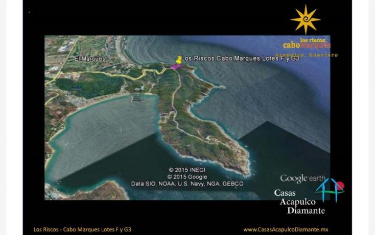 Foto de terreno habitacional en venta en paseo de los manglares, 3 de abril, acapulco de juárez, guerrero, 629527 no 09