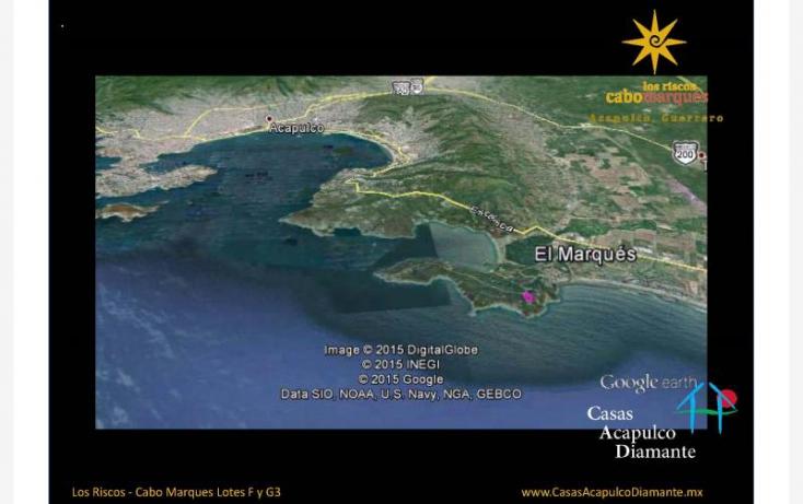 Foto de terreno habitacional en venta en paseo de los manglares, 3 de abril, acapulco de juárez, guerrero, 629527 no 10