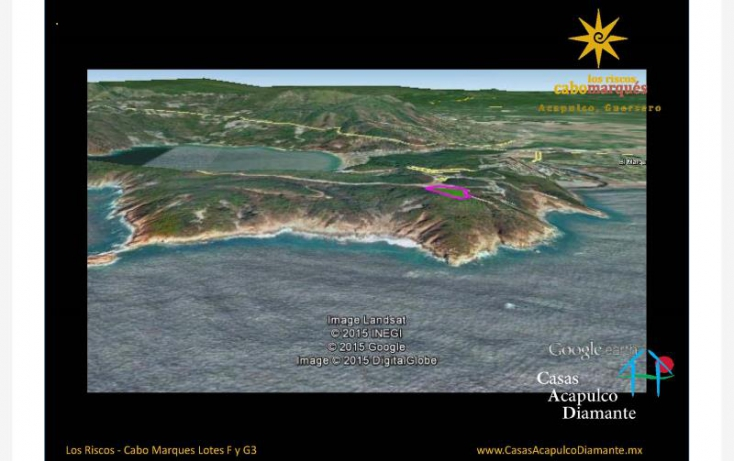 Foto de terreno habitacional en venta en paseo de los manglares, 3 de abril, acapulco de juárez, guerrero, 629527 no 12