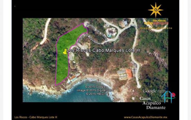 Foto de terreno habitacional en venta en paseo de los manglares, 3 de abril, acapulco de juárez, guerrero, 629528 no 01