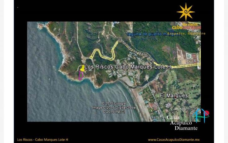 Foto de terreno habitacional en venta en paseo de los manglares, 3 de abril, acapulco de juárez, guerrero, 629528 no 02