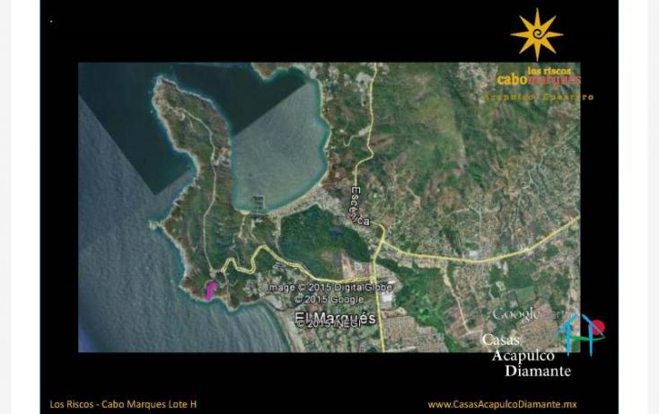 Foto de terreno habitacional en venta en paseo de los manglares, 3 de abril, acapulco de juárez, guerrero, 629528 no 03