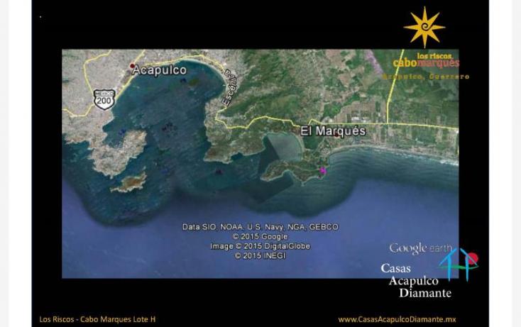Foto de terreno habitacional en venta en paseo de los manglares, 3 de abril, acapulco de juárez, guerrero, 629528 no 04