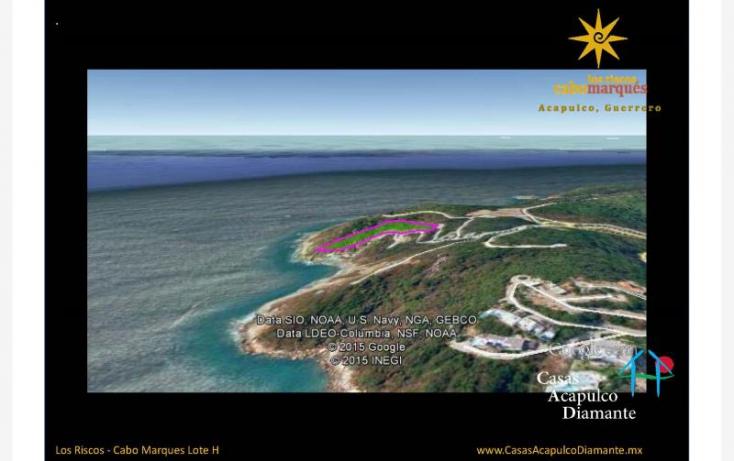 Foto de terreno habitacional en venta en paseo de los manglares, 3 de abril, acapulco de juárez, guerrero, 629528 no 08