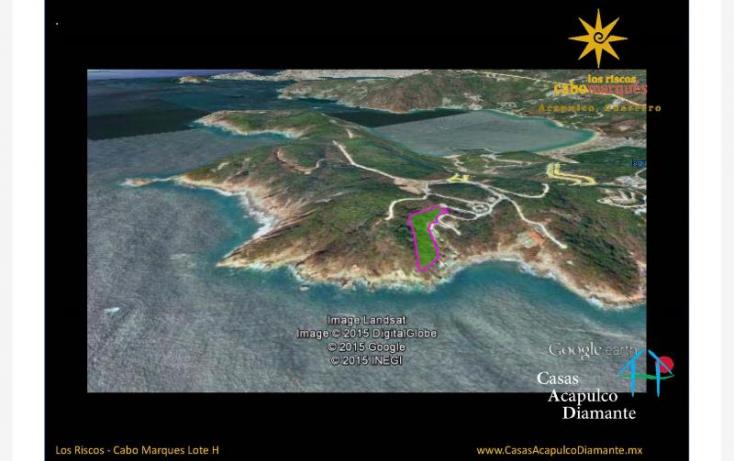 Foto de terreno habitacional en venta en paseo de los manglares, 3 de abril, acapulco de juárez, guerrero, 629528 no 09