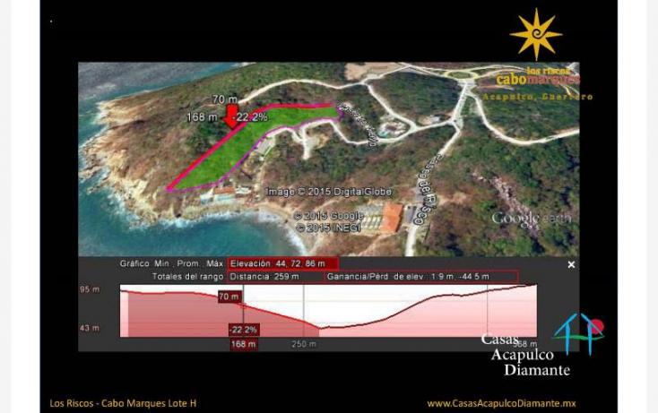 Foto de terreno habitacional en venta en paseo de los manglares, 3 de abril, acapulco de juárez, guerrero, 629528 no 11