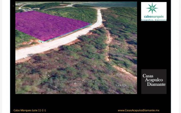 Foto de terreno habitacional en venta en paseo de los manglares, 3 de abril, acapulco de juárez, guerrero, 763441 no 02