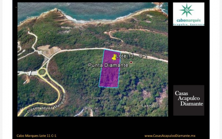 Foto de terreno habitacional en venta en paseo de los manglares, 3 de abril, acapulco de juárez, guerrero, 763441 no 05