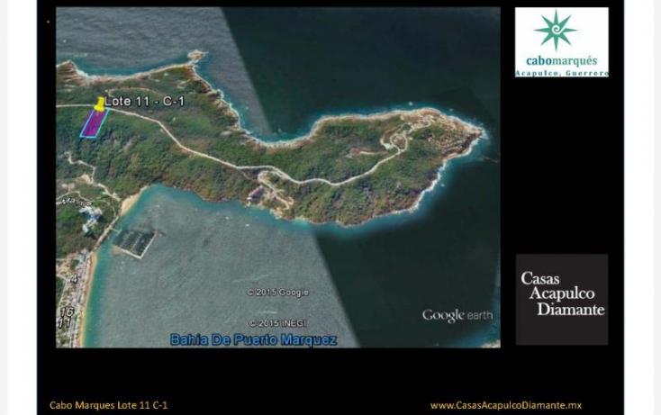 Foto de terreno habitacional en venta en paseo de los manglares, 3 de abril, acapulco de juárez, guerrero, 763441 no 06