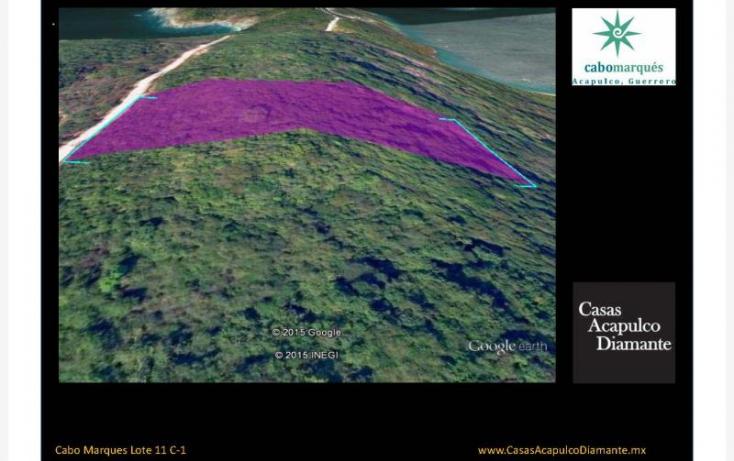 Foto de terreno habitacional en venta en paseo de los manglares, 3 de abril, acapulco de juárez, guerrero, 763441 no 14