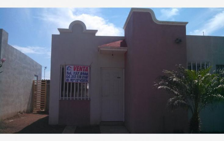 Foto de casa en venta en paseo de los manzanos 15, san miguel, coquimatlán, colima, 1734510 no 02