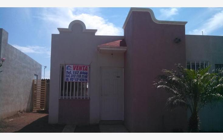 Foto de casa en venta en paseo de los manzanos 15, san miguel, coquimatl?n, colima, 1734510 No. 02