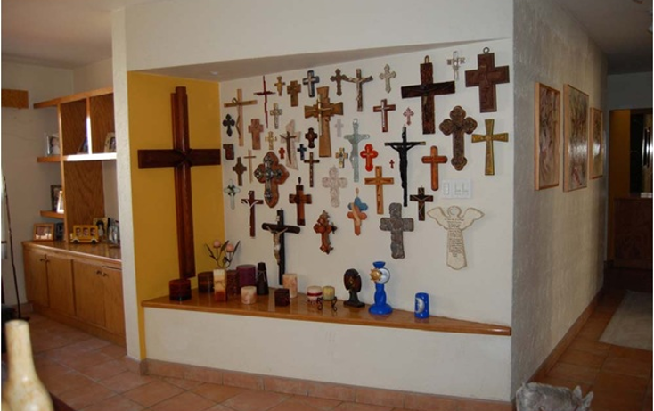 Foto de casa en venta en  , paseo de los virreyes, ju?rez, chihuahua, 1255885 No. 09