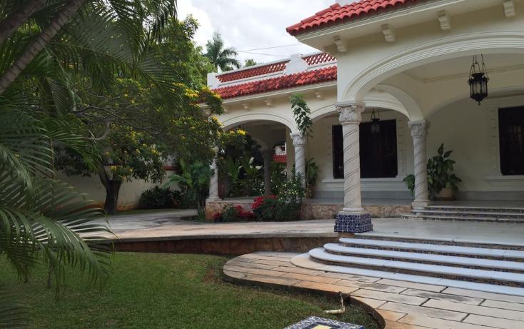Foto de casa en venta en  , paseo de montejo, mérida, yucatán, 1098037 No. 01