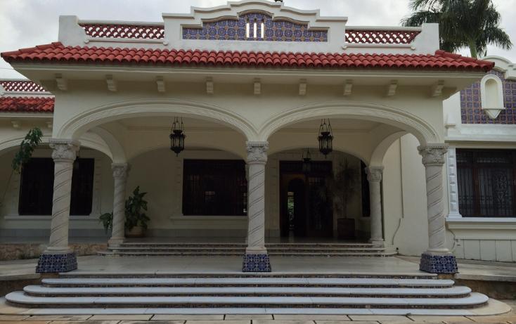 Foto de casa en venta en  , paseo de montejo, mérida, yucatán, 1098037 No. 02