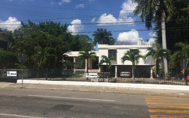 Foto de casa en venta en  , paseo de montejo, mérida, yucatán, 1110155 No. 01
