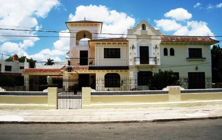 Foto de casa en venta en  , paseo de montejo, mérida, yucatán, 1176717 No. 01