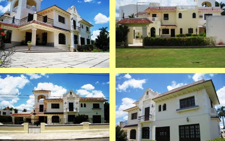 Foto de casa en venta en  , paseo de montejo, mérida, yucatán, 1176717 No. 02