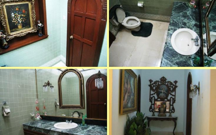 Foto de casa en venta en  , paseo de montejo, mérida, yucatán, 1176717 No. 19