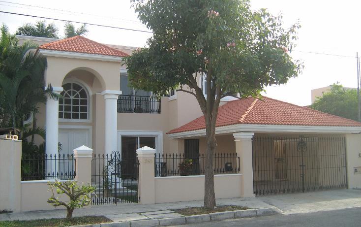 Foto de casa en venta en, paseo de montejo, mérida, yucatán, 1458453 no 01
