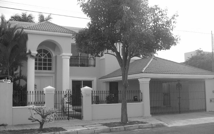 Foto de casa en venta en  , paseo de montejo, mérida, yucatán, 1458453 No. 01