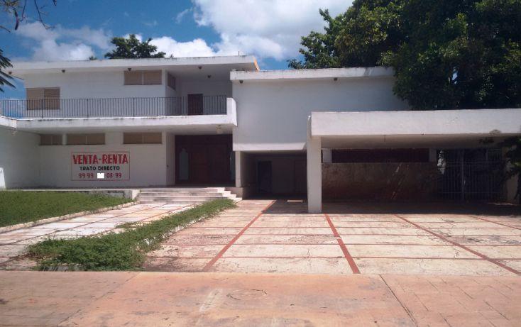 Foto de terreno habitacional en venta en, paseo de montejo, mérida, yucatán, 1663628 no 01