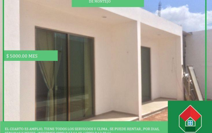 Foto de departamento en renta en, paseo de montejo, mérida, yucatán, 1756682 no 01