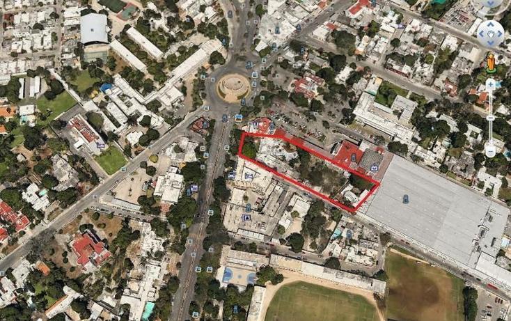 Foto de terreno comercial en venta en  , paseo de montejo, mérida, yucatán, 1780128 No. 01