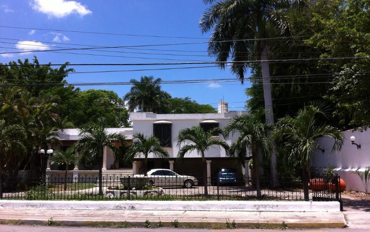 Foto de casa en renta en  , paseo de montejo, mérida, yucatán, 1828962 No. 01
