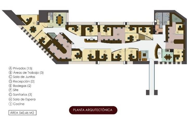 Foto de oficina en venta en  , paseo de montejo, mérida, yucatán, 2030614 No. 02