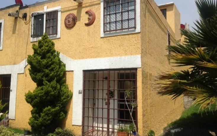 Foto de casa en venta en  , paseo de san carlos, nicol?s romero, m?xico, 2045047 No. 01