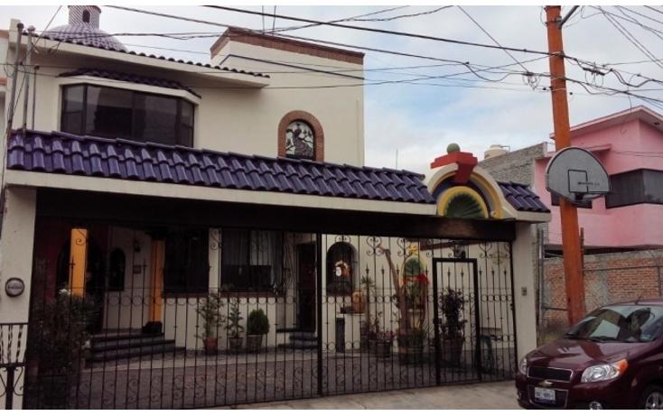 Foto de casa en venta en paseo de sofía , tejeda, corregidora, querétaro, 1523991 No. 01