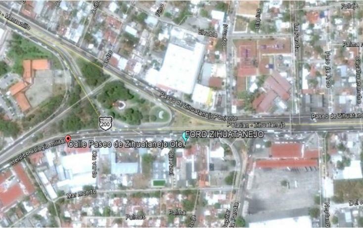 Foto de terreno habitacional en venta en paseo de ziuatanejo, zihuatanejo centro, zihuatanejo de azueta, guerrero, 1700644 no 02